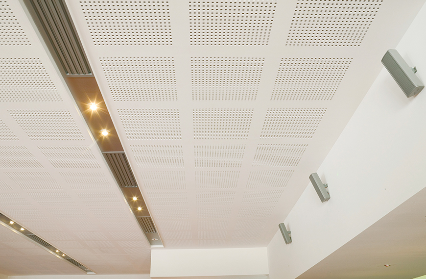 Sound Insulation Boral Ceiling Roof Tile Accessories - Buy