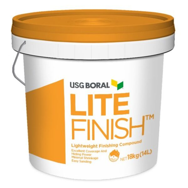 LiteFinish™ Finishing Compound