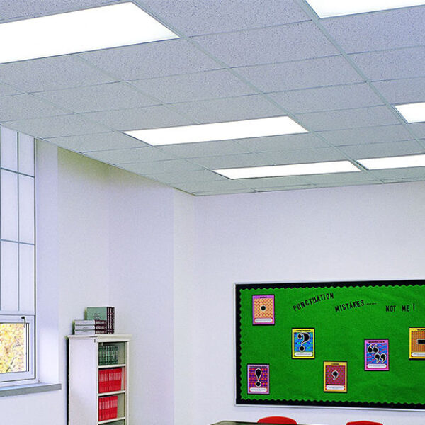 Radar™ ClimaPlus™ High-CAC, High-NRC/CAC Acoustical Ceiling Panels