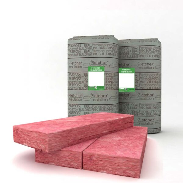 Pink Partition Insulation
