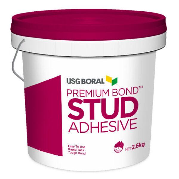 USG Boral – DIY Stud Adhesive