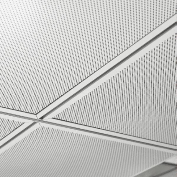 Aluminium Modular Grid Suspension Ceiling System