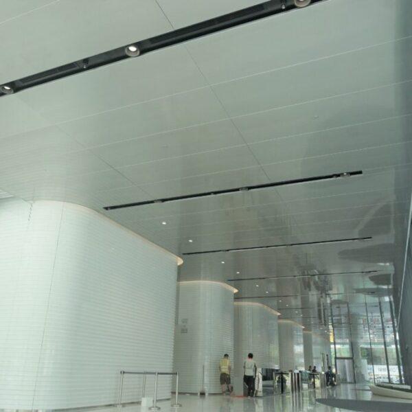 Hook-On Concealed Ceiling System