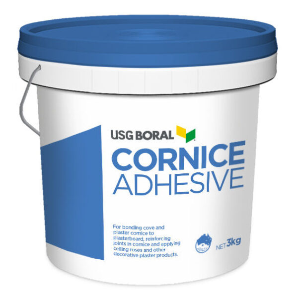 USG Boral – DIY Cornice Adhesive