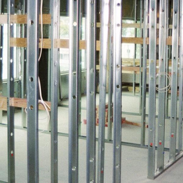 USG Boral Steel Stud & Track System (New Zealand)