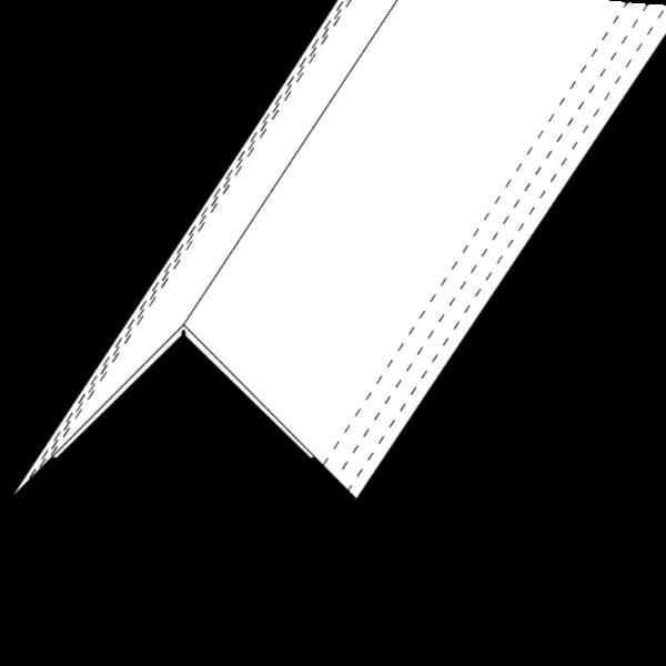 Fast Edge Paper Corner Bead 3.0m Trim-Tex