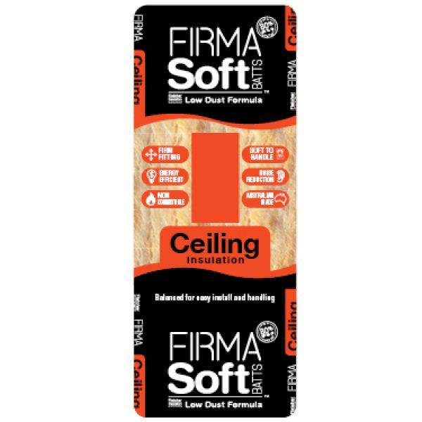 FirmaSoft™ Ceiling Insulation