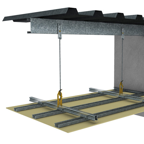 KEY-LOCK® SUSPENDED CEILING SYSTEM