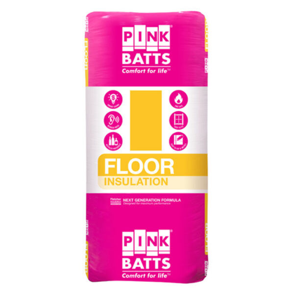 Pink Batts Floor Insulation
