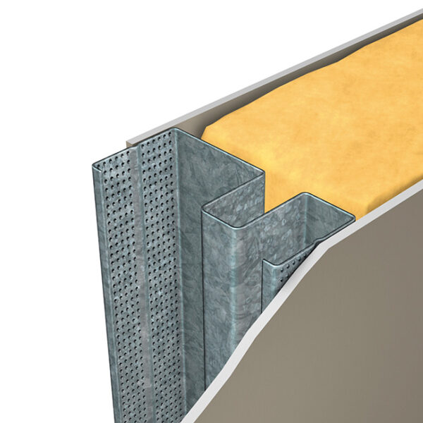 QUIET STUD® ACOUSTIC WALL SYSTEM