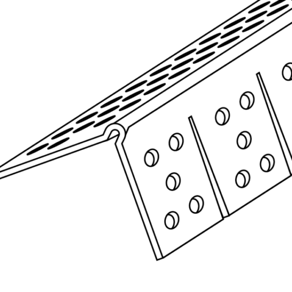 90º Archway Corner Bead Trim-Tex