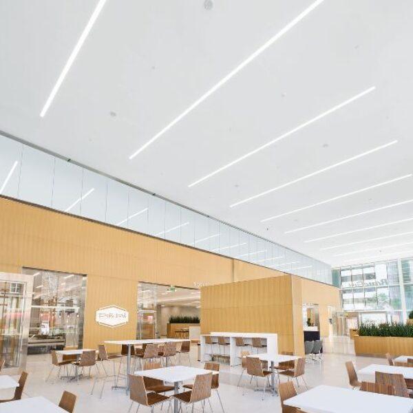ACOUSTIBuilt Seamless Acoustical Ceiling System
