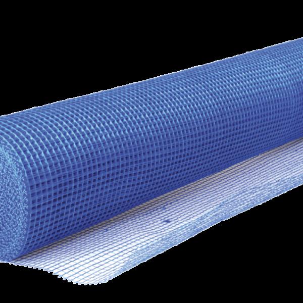 Fibreglass Wall Mesh 10×10 Reinforced 160g/m2 50m WBT